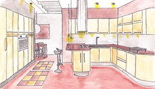 Comment bien decorer sa cuisine for Bien amenager sa cuisine