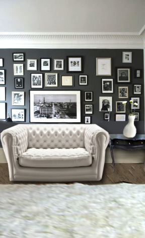 comment accrocher ses tableaux floriane lemari. Black Bedroom Furniture Sets. Home Design Ideas