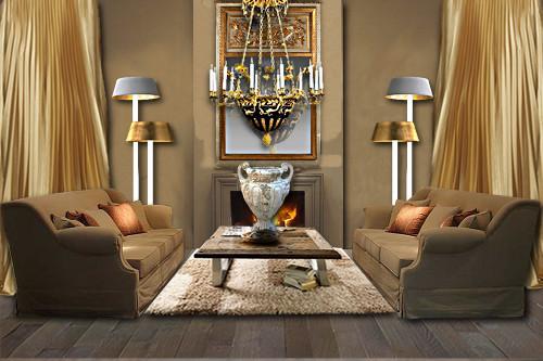le salon dor floriane lemari. Black Bedroom Furniture Sets. Home Design Ideas