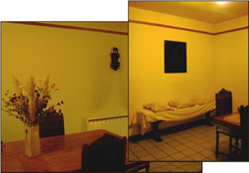 Avant apr s d coration d 39 un s jour floriane lemari for Decoratrice interieure