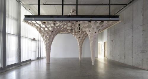 Coup de c ur la vo te de lefevre organique et for Architecture equilibre