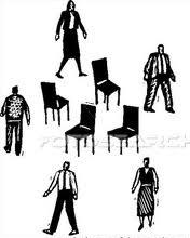 les diff rents types de chaise du design et du confort pas toujours floriane lemari. Black Bedroom Furniture Sets. Home Design Ideas
