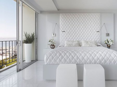 Inspiration chambre blanc