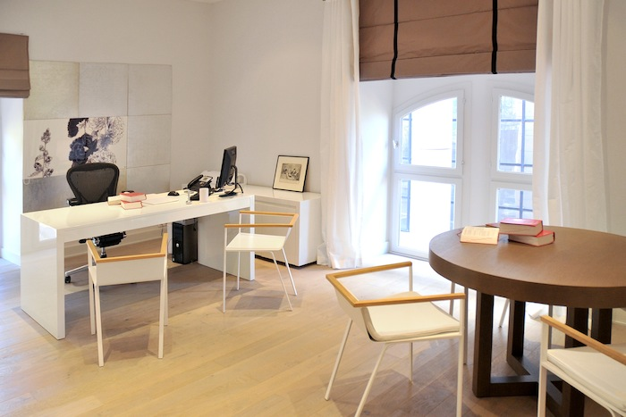 Comment am nager et d corer son bureau floriane lemari - Decoration bureau contemporain ...