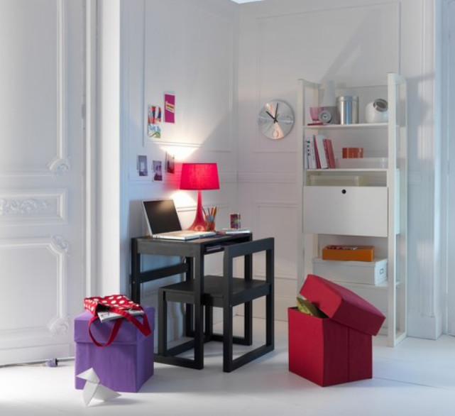 am nager et d corer son bureau am nagement bureau d coration pictures to pin on pinterest. Black Bedroom Furniture Sets. Home Design Ideas