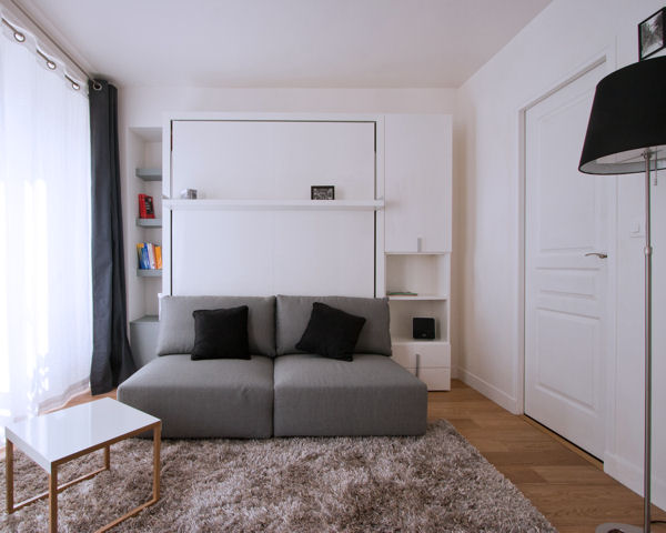 Comment Amenager Un Studio De 20m2 | Mobilier & Décoration