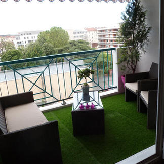 Chambre d hotes le bellini balcon banniere1 blog de floriane lemari - Petit salon de balcon ...