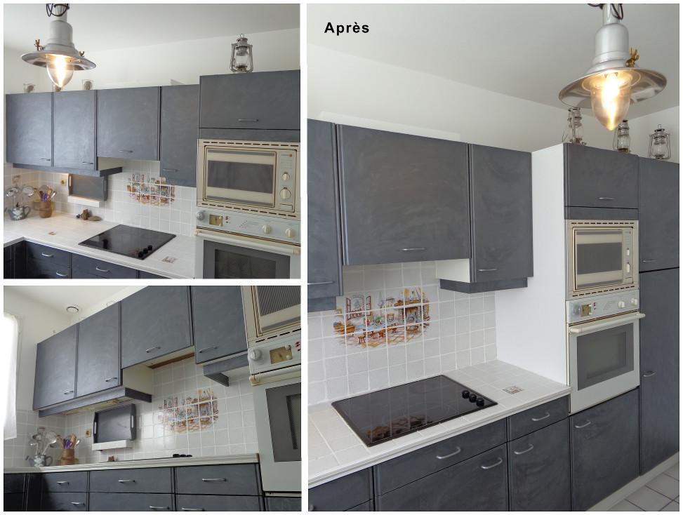 relooking d 39 une cuisine floriane lemari. Black Bedroom Furniture Sets. Home Design Ideas