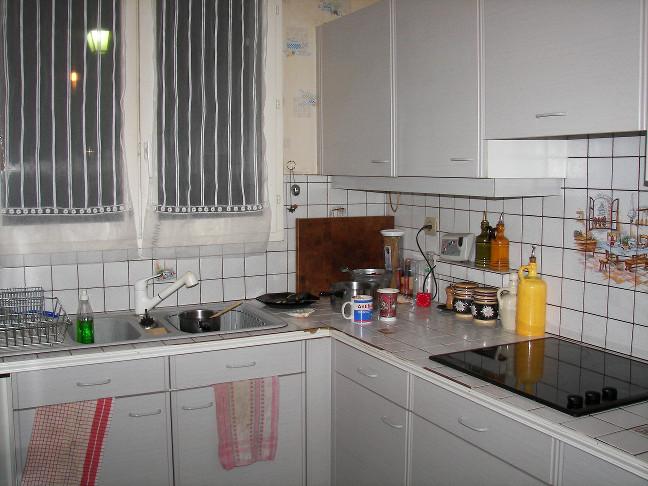 Relooking d 39 une cuisine floriane lemari for Renover carrelage cuisine
