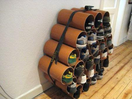 les rangements trouvent chaussures leurs pieds floriane lemari. Black Bedroom Furniture Sets. Home Design Ideas