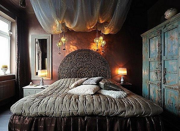 des chambres mille et une nuits - Chambre Orientale Bleue