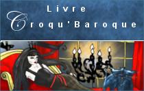 Livre Croqu' Baroque