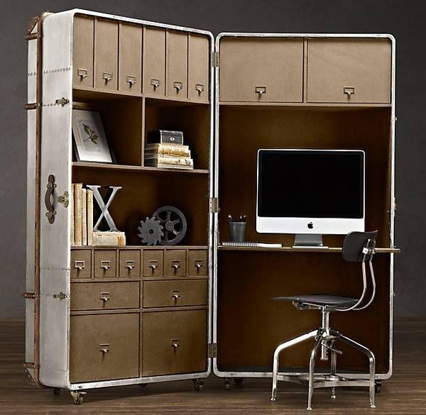 le bureau se fait nomade floriane lemari. Black Bedroom Furniture Sets. Home Design Ideas