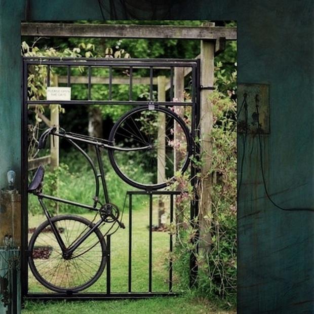 Le tour de la d co en v lo floriane lemari for Pinterest deco jardin