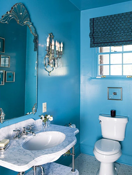 Salle De Bain Tadelakt Blanc: Salle de bains idees peinture et ...