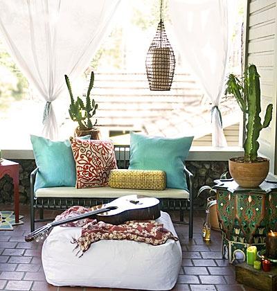 Dans la d co il y a des cactus floriane lemari for Salon pinterest