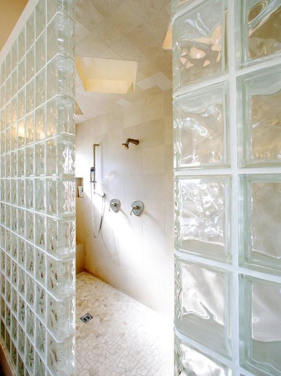 Douches l 39 italienne pratiques design et - Photos douche italienne design ...