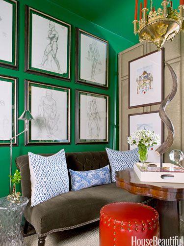 le vert meraude la d co comme un joyau floriane lemari
