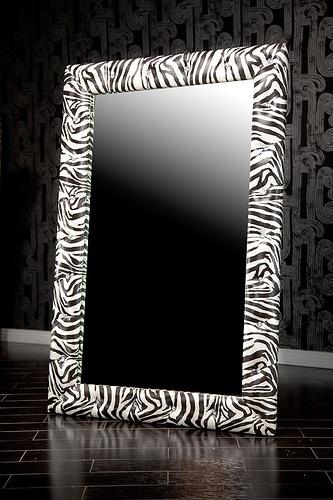 Ambiance z bre floriane lemari for Miroir zebre