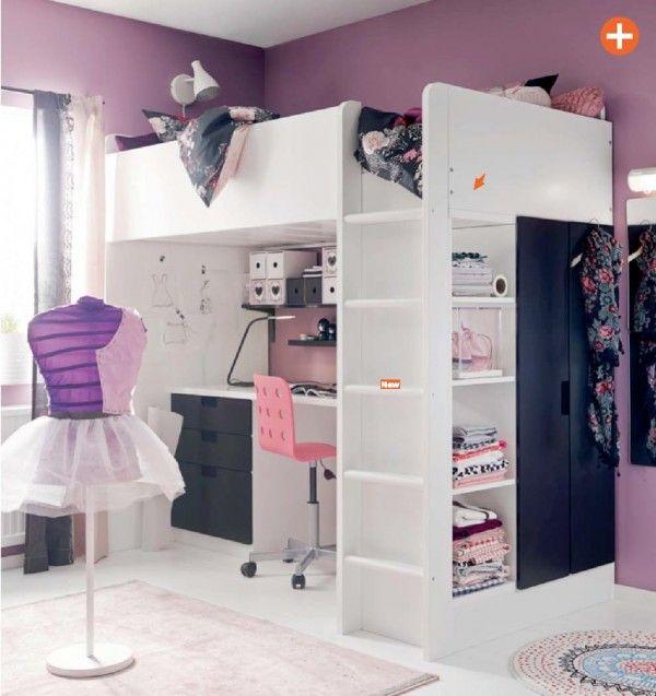 Ikea Chambre D Enfant. Mick Desks Mommo Design For Kids Kids ...