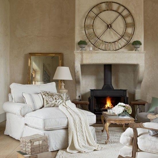 Tre l 39 heure pour la rentr e les horloges g antes en d co floriane lemari - Attractive lamp shade styles as your beautiful room decorating ideas ...