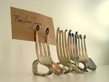 diy comment d tourner des fourchettes en objets d co floriane lemari. Black Bedroom Furniture Sets. Home Design Ideas