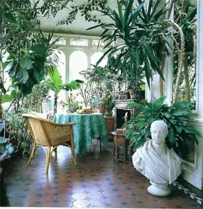 Le jardin d 39 hiver un jardin dans la maison en toutes saisons floriane lemari - Le jardin d hiver ...