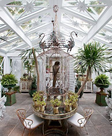 Le jardin d 39 hiver un jardin dans la maison en toutes saisons floriane - Faire un jardin d hiver ...