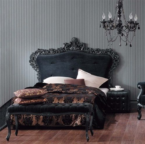 les jolis bouts de lit floriane lemari. Black Bedroom Furniture Sets. Home Design Ideas