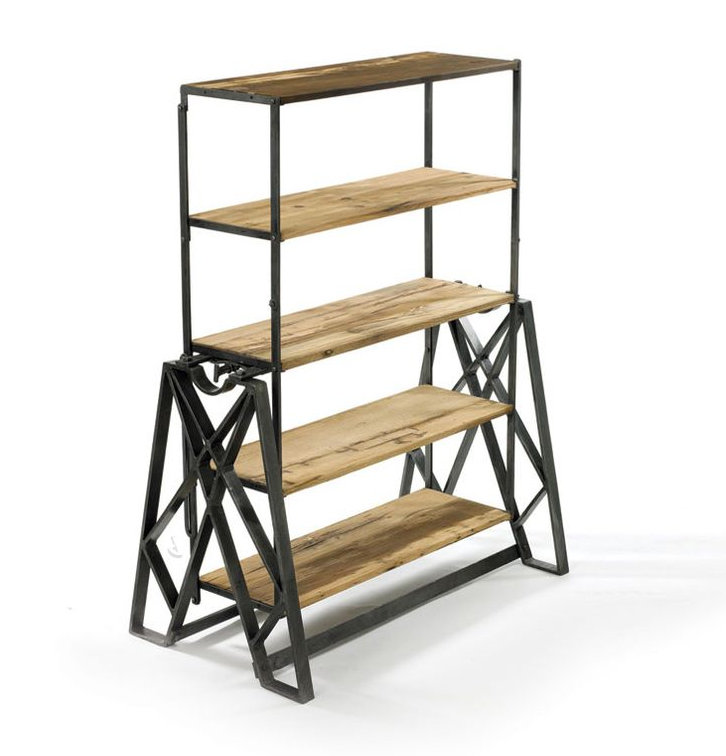 Table rabattable cuisine paris etagere de table for Meuble table rabattable