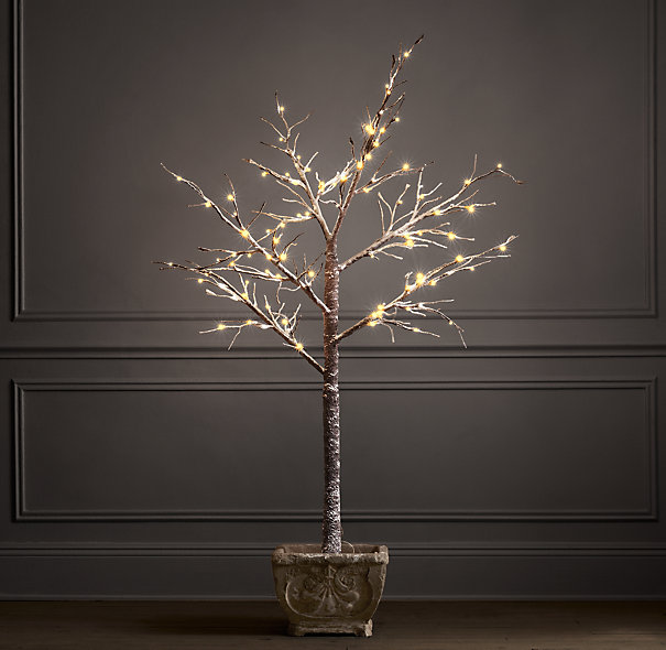 arbre de noel lumineux maison design. Black Bedroom Furniture Sets. Home Design Ideas