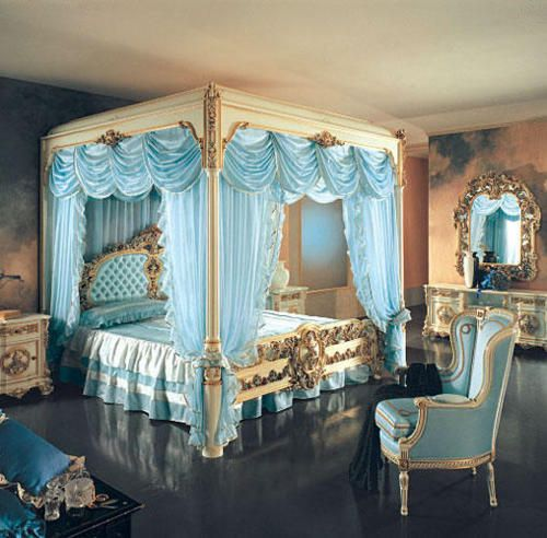 The Top Quality Interior Designs Of Whitehouse Decorations: Des Chambres Royales !