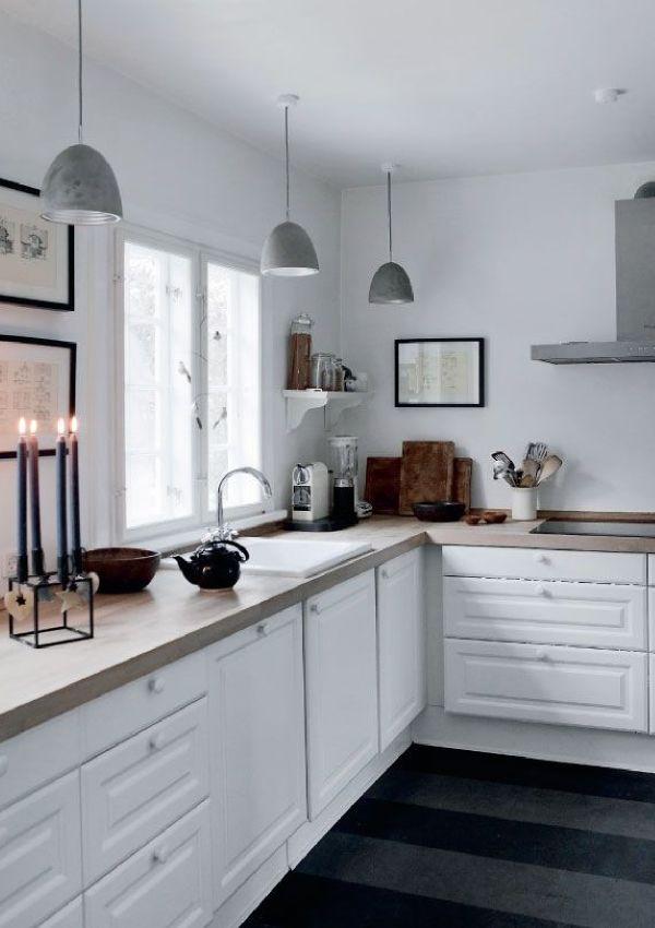 Comment bien clairer la cuisine floriane lemari - Idee deco keuken ...