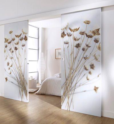5 raisons d 39 adopter les portes coulissantes dans la maison floriane lemari - Porte coulissante encastrable dans cloison ...
