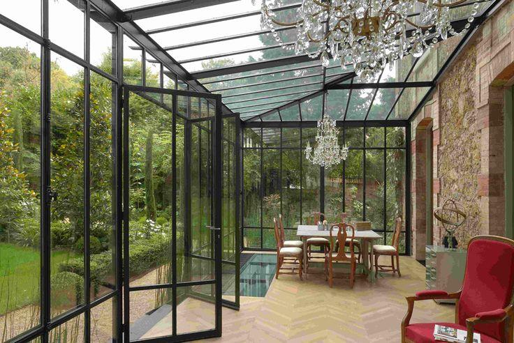 La v randa illumine les int rieurs floriane lemari for Deco interieur veranda