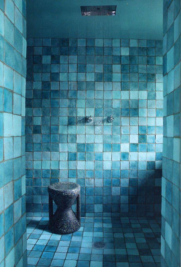 Le bleu turquoise : lumineux et paradisiaque - Floriane Lemariu00e9