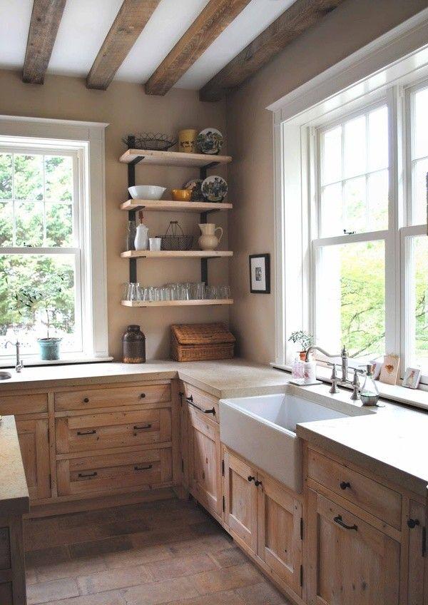 Les cuisines jouent la carte du naturel floriane lemari for Les cuisines