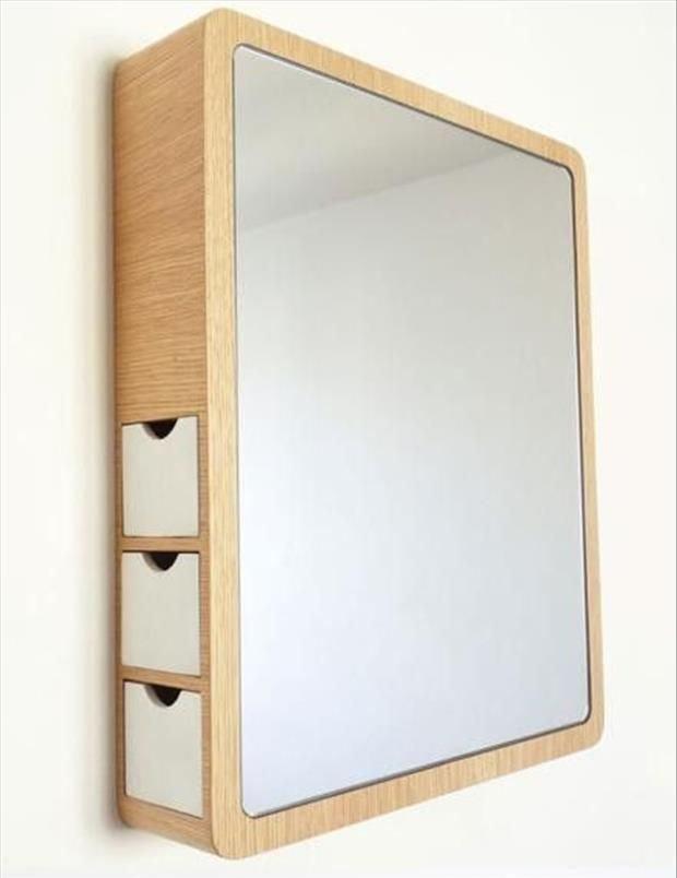 l 39 id e d co du dimanche miroir bo te bijoux floriane lemari. Black Bedroom Furniture Sets. Home Design Ideas