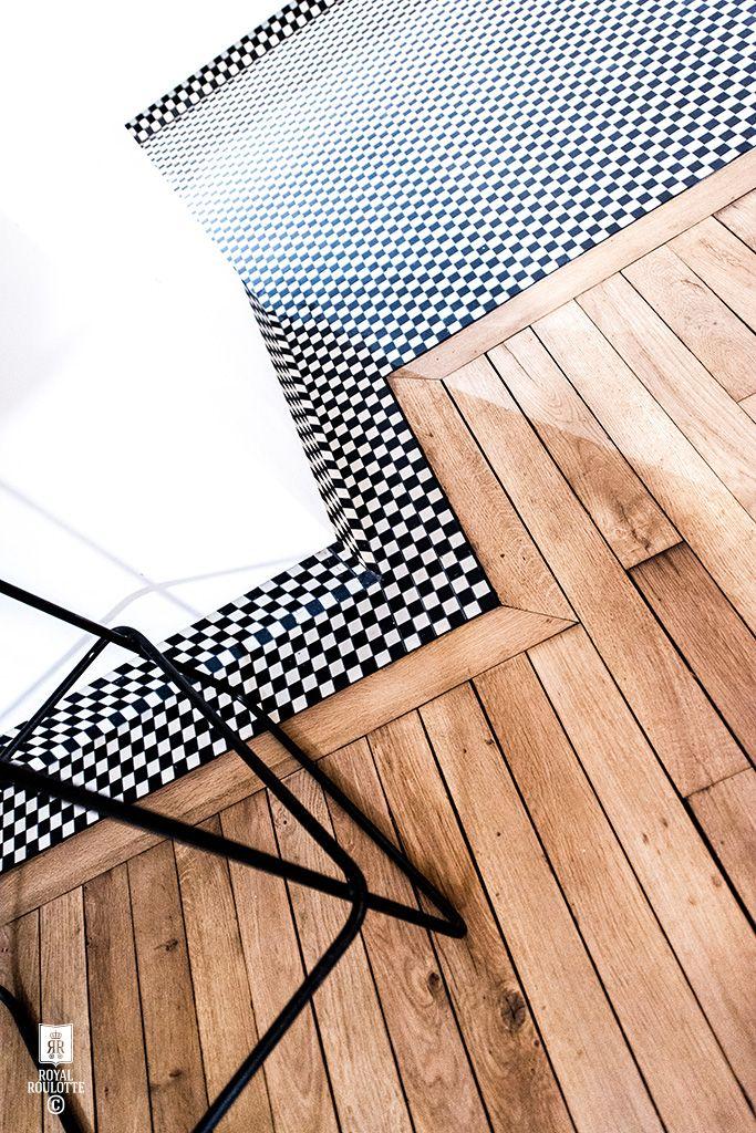 du damier dans la d co floriane lemari. Black Bedroom Furniture Sets. Home Design Ideas