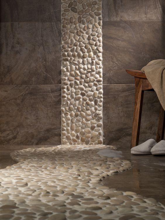 Ambiance zen dans la salle de bain floriane lemari for Decoration zen salle de bain