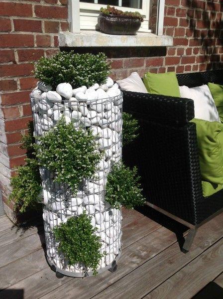 Le galet d coratif envahit les jardins floriane lemari for Galet decoratif exterieur