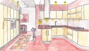 Comment am nager sa cuisine floriane lemari - Comment amenager sa cuisine ouverte ...
