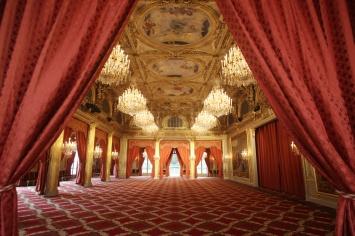 d coration pr sidentielle epoque classique vues sur le palais de l lys e floriane lemari. Black Bedroom Furniture Sets. Home Design Ideas