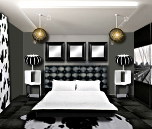 chambre au masculin floriane lemari. Black Bedroom Furniture Sets. Home Design Ideas