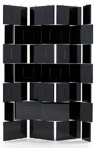 le paravent floriane lemari. Black Bedroom Furniture Sets. Home Design Ideas