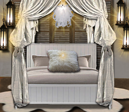 une chambre clair e la lanterne floriane lemari. Black Bedroom Furniture Sets. Home Design Ideas