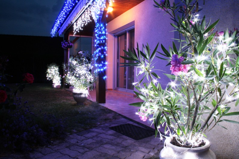 Decoration de noel lumiere exterieur - Decoration noel exterieur professionnel ...