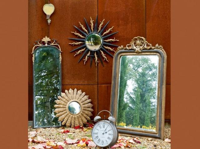 Miroir mon beau miroir floriane lemari for Beaux miroirs