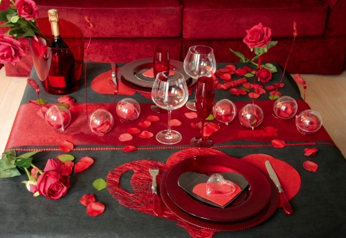 Saint valentin - Decoration st valentin ...
