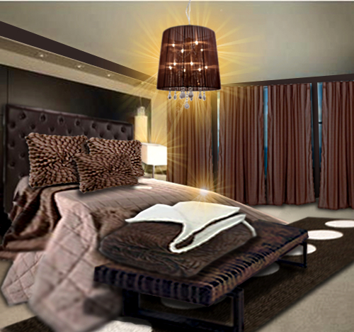 une chambre d 39 h tel chic et chocolat floriane lemari. Black Bedroom Furniture Sets. Home Design Ideas
